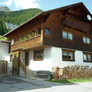 Fotos do Hotel: Apartment Hohspitz An Der Piste 2, Kappl