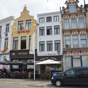 Фотографии отеля: Recht Op T Stadhuis, Ауденарде