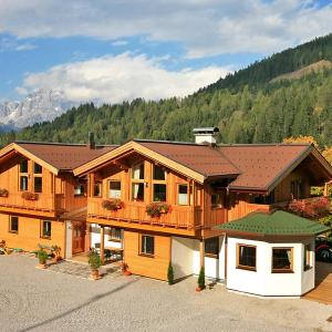 Zdjęcia hotelu: Apartment Lärche, Forstau