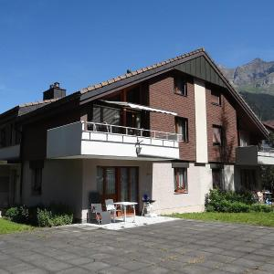 Hotel Pictures: Apartment Oberbergstrasse 56, Engelberg