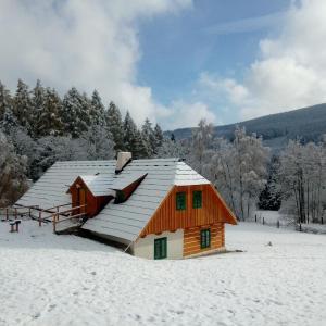 Hotel Pictures: Chalupa na Šumavě, Kašperské Hory