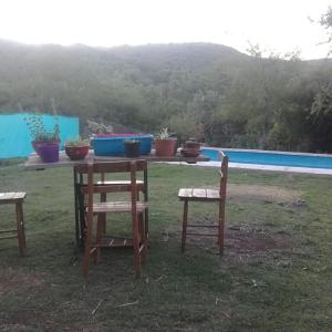 Hotellikuvia: Cabaña La Escondida, Salsipuedes