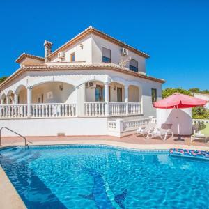 Hotel Pictures: Abahana Villa Jasmin, Casas de Torrat
