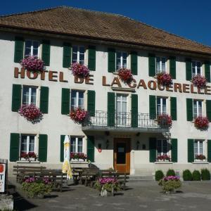 Hotel Pictures: La Caquerelle, Col des Rangiers