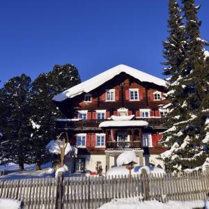 Hotel Pictures: Ferienhaus Chalet Riedji, Furna