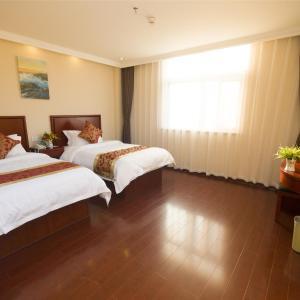 Hotel Pictures: GreenTree Inn HeNan AnYang ShuGuang Road Shuguang New Community Business Hotel, Anyang
