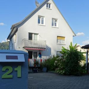 Hotel Pictures: Ferienwohnung Burgblick, Hausach