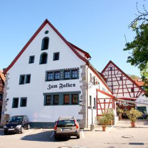 Hotelbilleder: Landhaus Zum Falken, Tauberzell