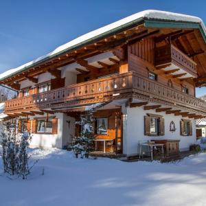 Hotelbilleder: Ferienwohnung Haus Rieder Inzell, Inzell