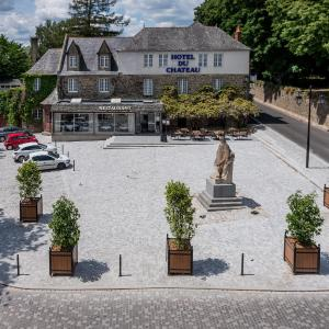 Hotel Pictures: Hotel Du Chateau, Combourg