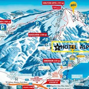 ホテル写真: Hotel Alpinum, Treffen