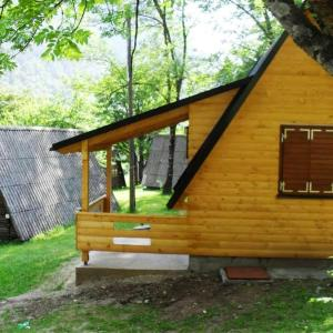 Φωτογραφίες: Camp Borasnica Bungalows, Jezero
