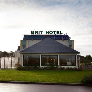 Hotel Pictures: Brit Hotel De La Côte Des Havres, Lessay