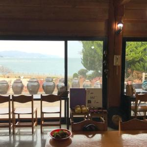 Fotografie hotelů: Seaside Cafe Pension, Yeosu