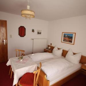 Hotellikuvia: Haus Geiger, Scharnitz