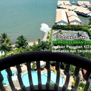 Foto Hotel: Apartment at Glory Beach Resort, Port Dickson