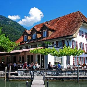 Hotel Pictures: Neuhaus Golf- & Strandhotel, Interlaken