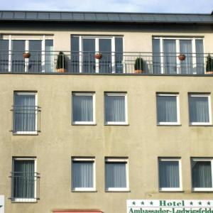 Hotelbilleder: Hotel Ambassador-Ludwigsfelde, Ludwigsfelde