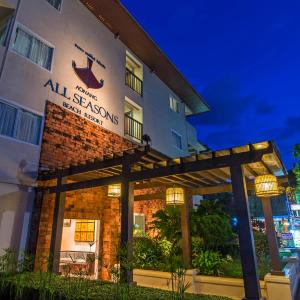 Foto Hotel: Aonang All Seasons Beach Resort, Ao Nang Beach