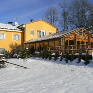 Hotel Pictures: Restaurace a penzion Český les, Horní Folmava