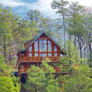 Hotelbilleder: It's a Wonderful Life Holiday home, Sevierville