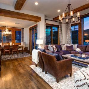 Hotellbilder: Abode on Silver Buck Apartment, Park City