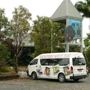 Zdjęcia hotelu: Daintree Wild Bed & Breakfast, Daintree