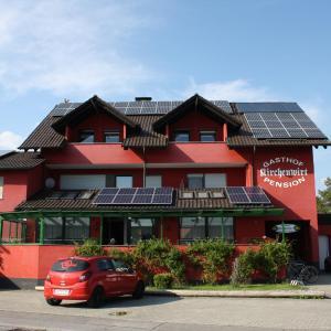 Hotelbilleder: Pension Kirchenwirt, Niederaichbach