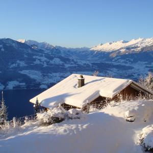 Hotel Pictures: 140 m2 op het 'Alpen-zonneterras' in Beatenberg, Beatenberg