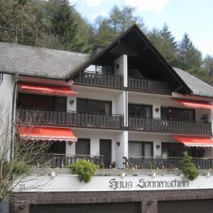 Hotelbilleder: Haus Sonnenschein, Lennestadt