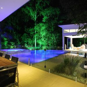 Hotellikuvia: Samara Rainforest Retreat and Spa, Mons