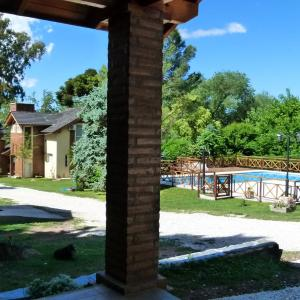 Foto Hotel: Cabañas Amanecer en el Lago, Villa del Dique