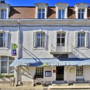 Hotel Pictures: Hôtel Le Lion d'Or, Chauvigny