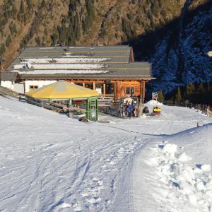Hotellikuvia: Pitztaler Schihütte, Mandarfen