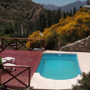 Fotografie hotelů: Cabañas Las Retamas, Potrerillos