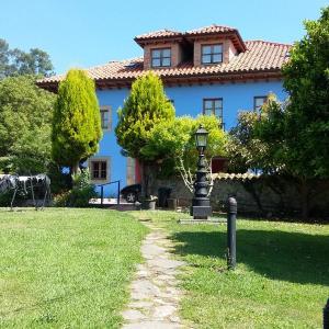 Hotel Pictures: Apartahotel Quinta la Espadaña, Bedriñana