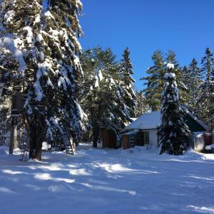 Hotel Pictures: Cabane canadienne, St-Joseph Lake, Sainte-Catherine