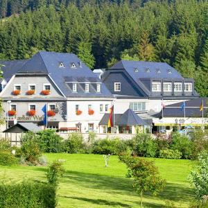 Hotelbilleder: Sporthotel Landhaus Wacker, Wenden