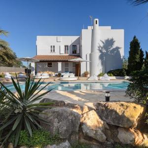 Hotel Pictures: Villa Mercedes, San Jose de sa Talaia