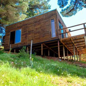 Фотографии отеля: Cabañas Carilafquen, Laguna Verde