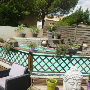 Hotel Pictures: Villa Villa Bosquet, Agde