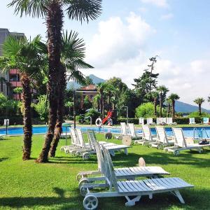 Hotel Pictures: Aparthotel Lago di Lugano.2, Bissone