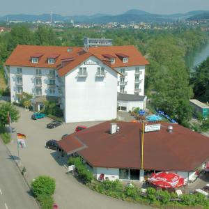 Hotelbilleder: TIPTOP Hotel am Hochrhein, Bad Säckingen