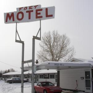 Hotel Pictures: Fort Motel, Fort Saskatchewan