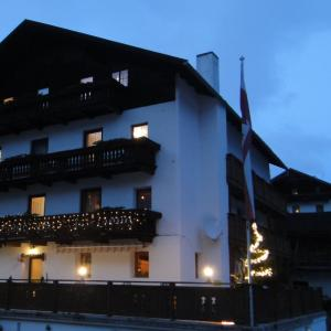 Zdjęcia hotelu: Pension Elisabeth, Vent