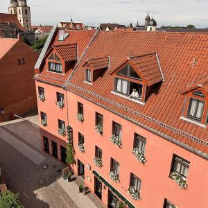 Hotelbilleder: Hotel-Pension Am Schwanenteich, Lutherstadt Wittenberg
