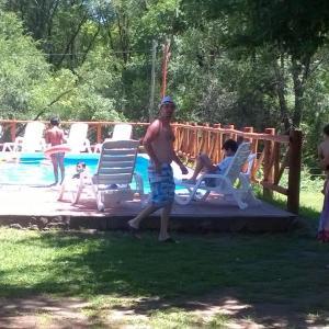 Φωτογραφίες: Cabañas Buen Dia, Villa Serranita