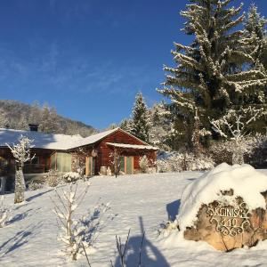 Hotellikuvia: Ferienwohnung Wildrose, Bad Mitterndorf