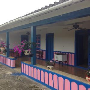 Hotel Pictures: Alojamiento Rural La Quinta, Quimbaya