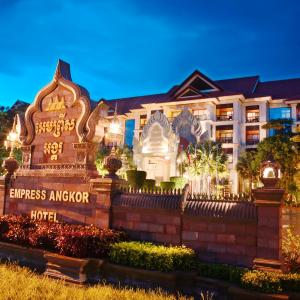 Foto Hotel: Empress Angkor Resort and Spa, Siem Reap